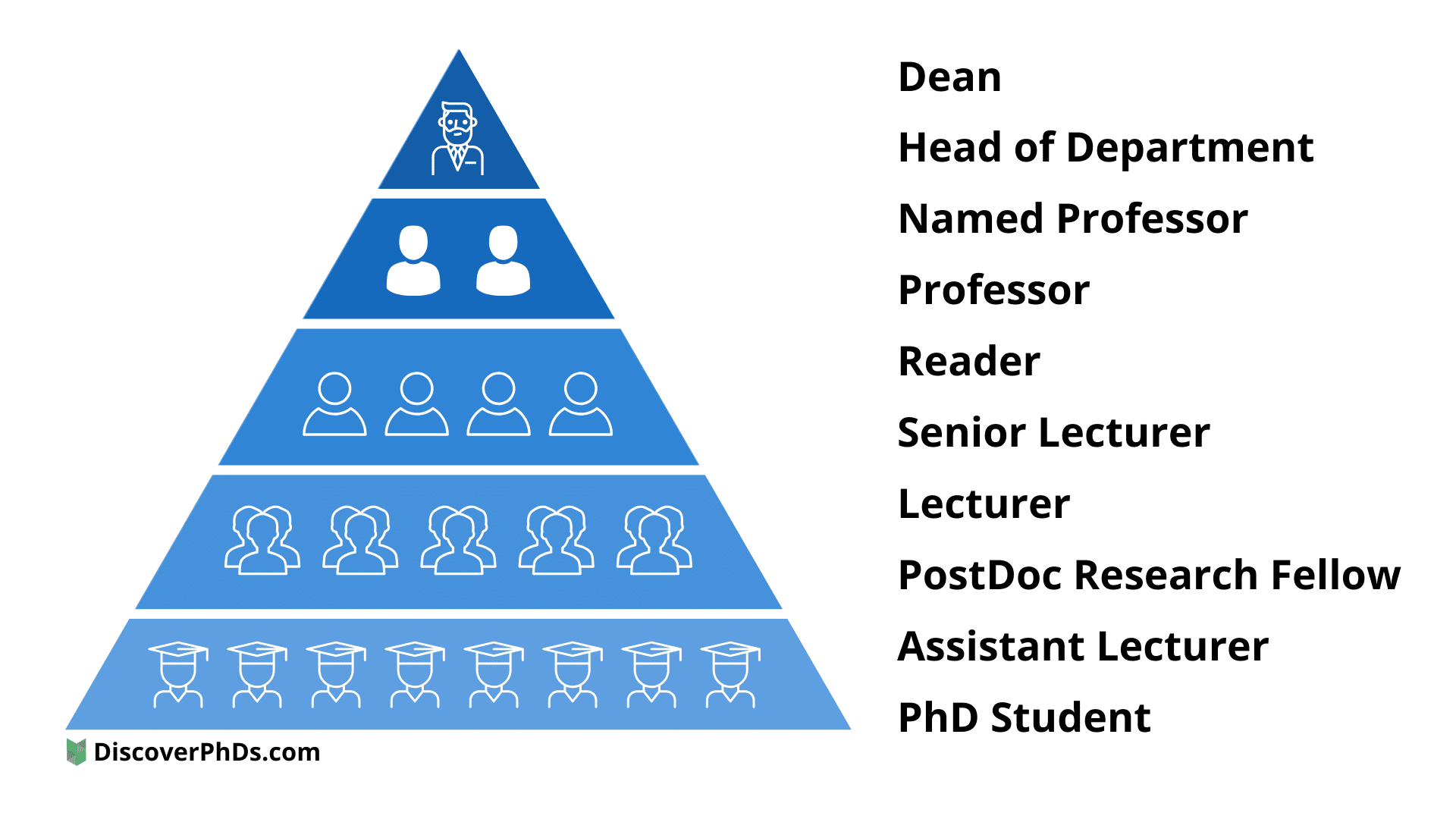 Academic Progression of a Lecturer
