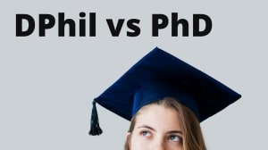 DPhil vs PhD - What is a DPhil explained