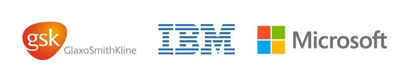 Math PhD Employer Logos
