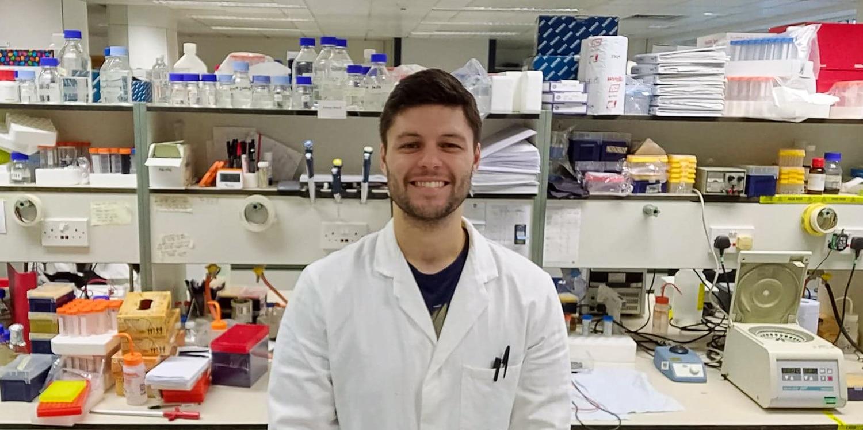 Danny Ward Lab Interview