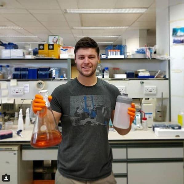 Danny Ward PhD Interview