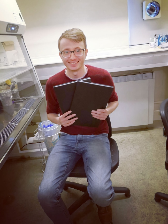 DiscoverPhDs---Gareth-Raynes_Interview