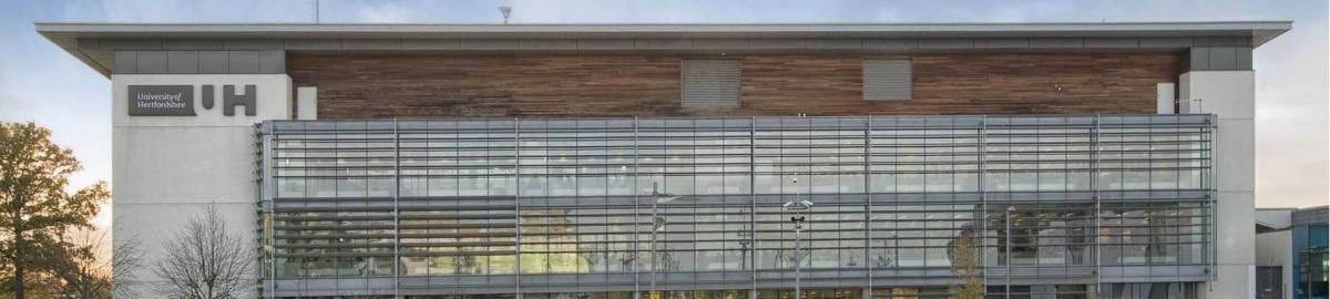 University-of-Hertfordshire-Building