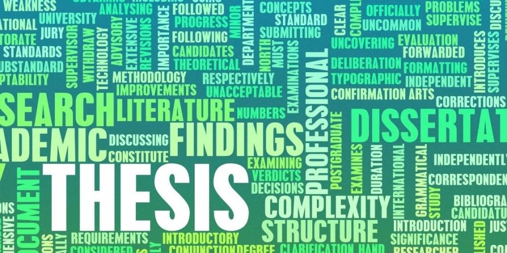 Dissertation versus Thesis